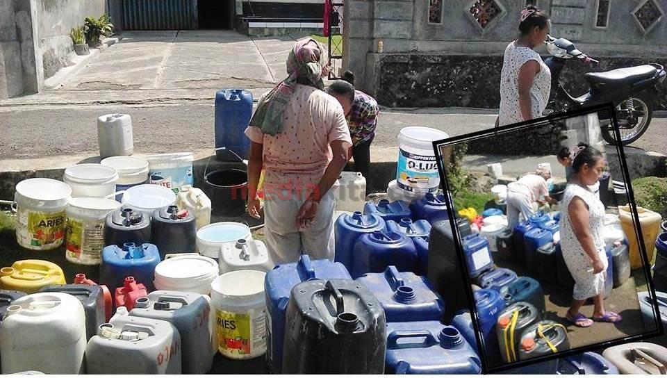 Kekeringan Merata, 12 Desa Pulosari Butuh Droping Air