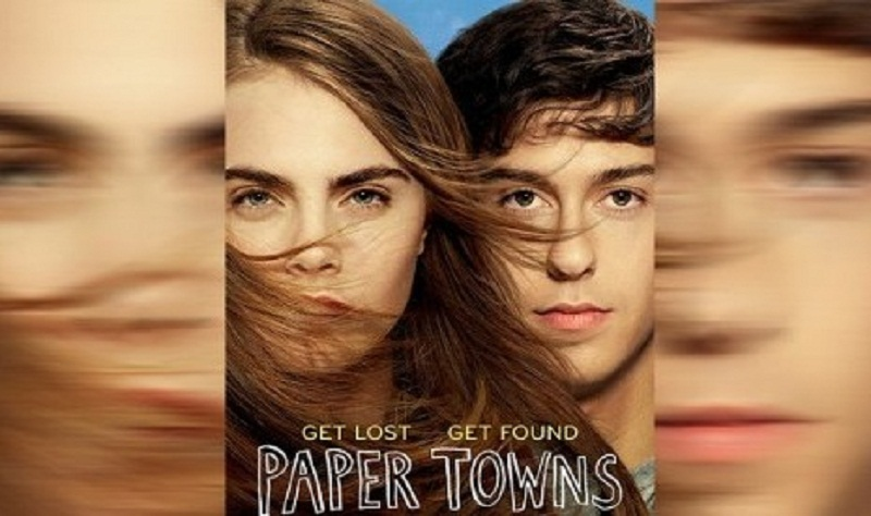 Dua Remaja Terjebak dalam Paper Towns