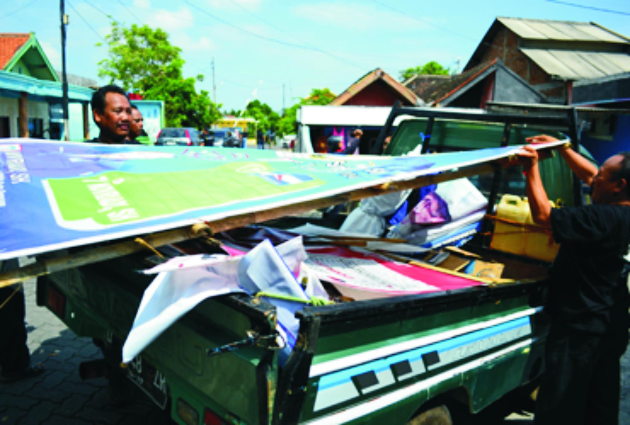 APK Paslon Belum Rampung, KPU Kota Pekalongan Isi dengan Sosialisasi