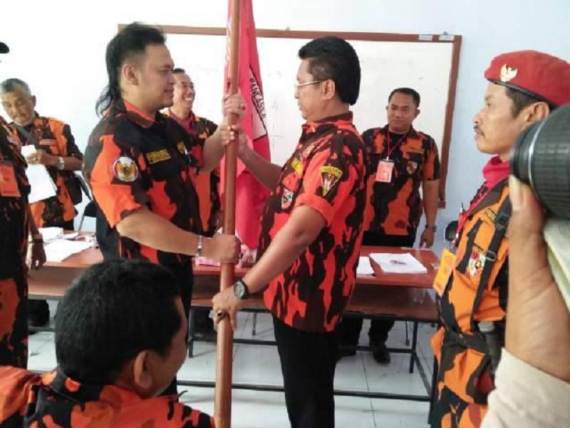Setelah Golkar, Gandung Guntoro Kembali Pimpin Pemuda Pancasila