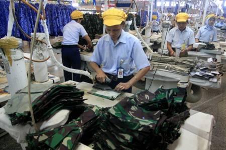 Perusahaan Garmen di Jateng Butuh Ribuan Tenaga Kerja