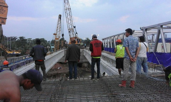 Hantu Pemudik di Jembatan Sipait Pekalongan
