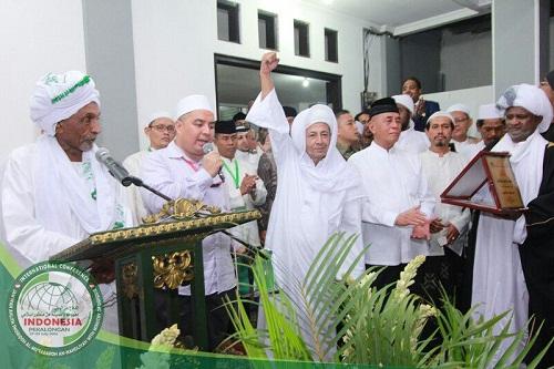 Konferensi Ulama Dunia di Tutup, Habib Lutfi Ukir Sejarah Baru Bagi Islam di Dunia
