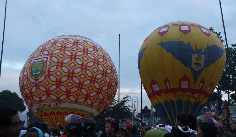 Ini 3 Tradisi Baru dan Unik Perayaan Syawalan di Jawa Tengah