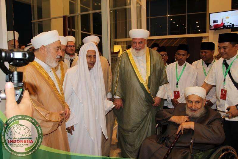 Di Gagas Habib Lutfi, Berbagai Negara Hadiri Konferensi Internasional Bela Negara Pekalongan