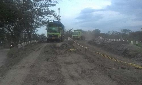 Pembangunan Jalan Tol Pemalang : Aktifis Lingkungan Minta Pemerintah Kaji Ulang Aktifitas Pirijinan Dan Amdal