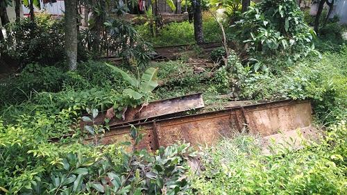 Pembangunan Jembatan Didesa Pedurungan Mangkrak