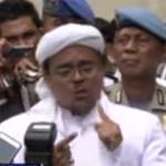 Rizieq Shihab Tersangka, Ini 11 Laporan Polisi Lainnya Yang Telah Menghadangnya