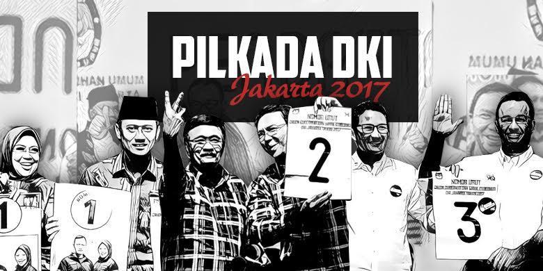 Sekelumit Kata Tentang Pilkada Jakarta