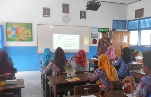 Pembekalan Kurtilas untuk Guru Kelas