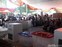 KPU Gelar Simulasi untuk Pemilu 2019 di Bogor