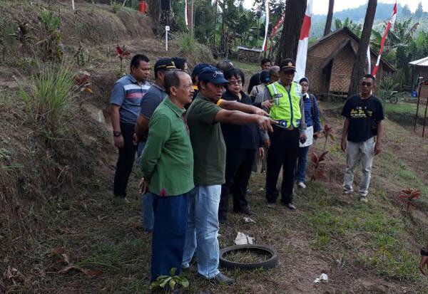 Menteri LHK Tinjau Persiapan Acara Dialog Nasional SUKSES INDONESIAKU di Pulosari