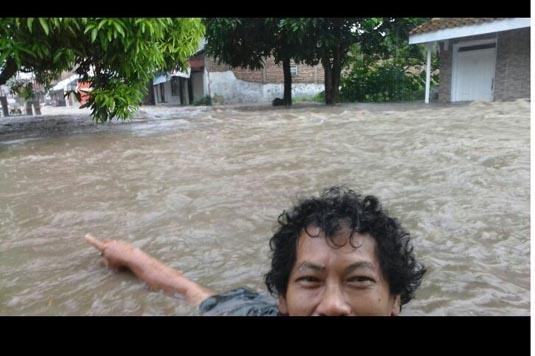 Banjir Bandang Bumiayu