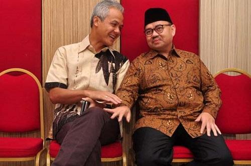 Ganjar Pranowo Ucapkan Selamat Ulang Tahun, Ini Kata Sudirman Said