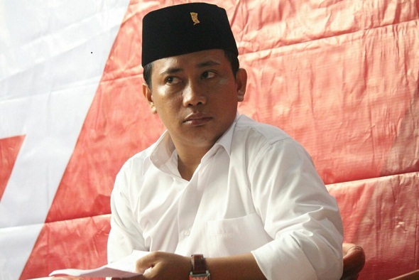 Ayub Manuel Pongrekun - Ketua Bidang Antar Lembaga DPP Taruna Merah Putih