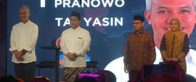 Debat Terakhir Pilgub Jawa Tengah