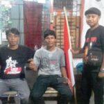Jalan Kaki Blora-Jakarta, Seorang Anak Balita Titipkan Pesan Dan Jajan Pada Lilik Untuk Jokowi