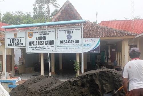 Ini Cara Transparansi Penggunanan Dana Desa Gandu ?