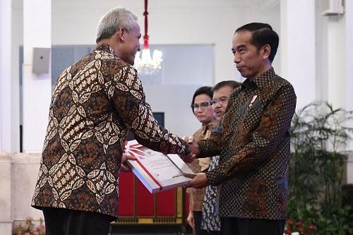 Gubernur Jawa Tengah Ganjar Pranowo (Foto :www.medcom.id)
