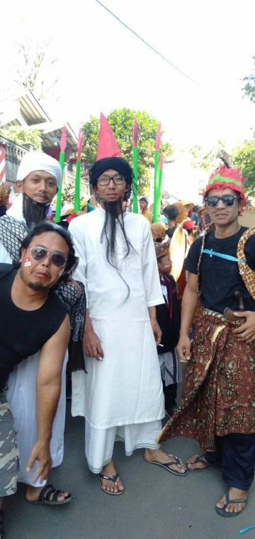 Pemerintah Desa Mandiraja Beri Hadiah Sapi Dan Kambing Pada Karnaval Kirab Budaya