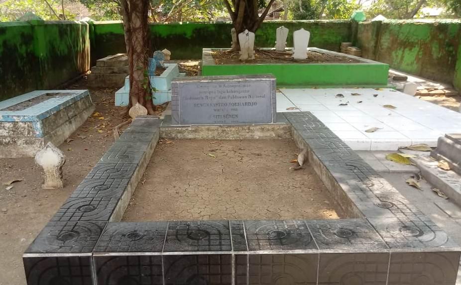 Makam Ayah Pahlawan Nasional Dan Pencipta Lagu Indonesia Raya WR. Supratman, ditemukan Di Pemalang