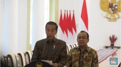 Perintah Jokowi:Tunda RUU KUHP