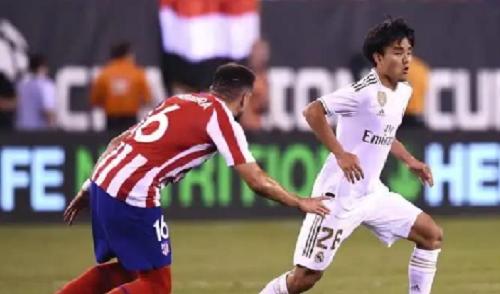 Derby Madrid:Seru! Atletico kontra El Real, Malam ini.