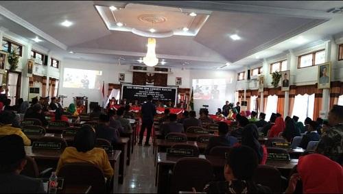 Daftar Lengkap Nama 50 Anggota DPRD Kabupaten Pemalang Yang Resmi Dilantik Hari Ini