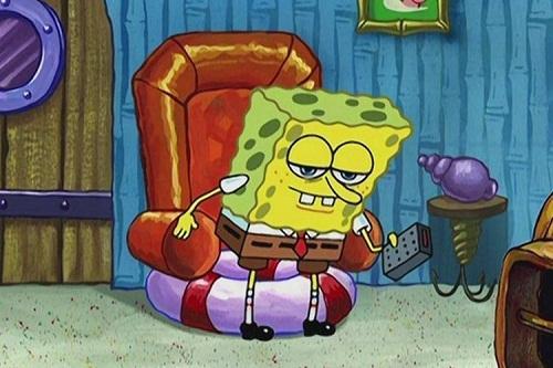 "Ini Penyebab Spongebob Diberi ""Kartu Kuning"" KPI"