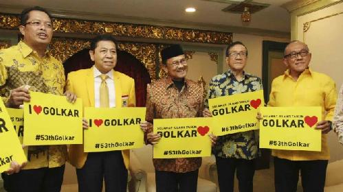 Habibie, Politisi Indonesia Yang Lolos dari Belenggu Partai