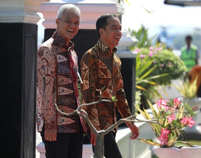 Presiden Joko Widodo Menginginkan Batik Jadi Muatan Lokal Sekolah, Ganjar Pranowo: Saya Setuju!