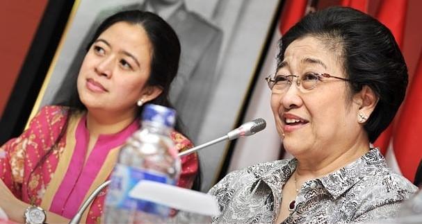 KEREN: Sang Ibu adalah Perempuan Pertama jadi Presiden RI dan Sang Anak jadi Perempuan Pertama Ketua DPR RI