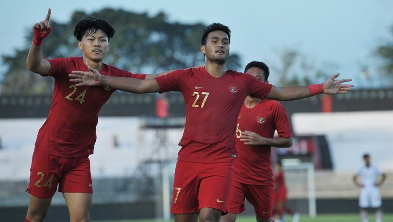 SEA Games 2019, Timnas U-22 Vs. Thailand