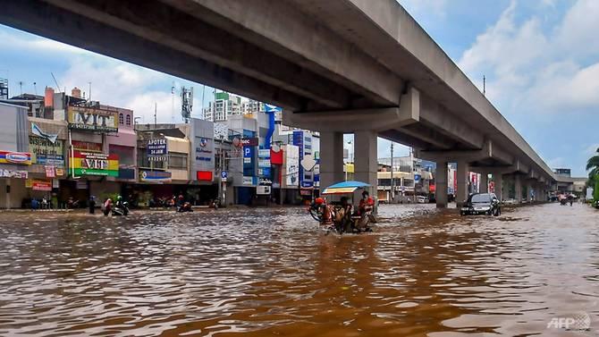 Banjir Jakarta Jadi Perhatian Dunia