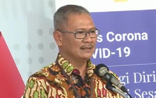 Kasus Positif Covid-19 Sabtu 28 Maret Capai 1.155, Beruntung Korsel Beri Prioritas APD Ini Ke Indonesia Selain AS dan UEA