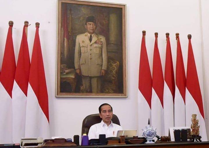 Hadapi Corona, Presiden Siapkan Jurus Bagi UMKM, Buruh dan Warga Miskin. Kredit UMKM : Bunga Diturunkan dan Cicilannya Bisa DiTunda.