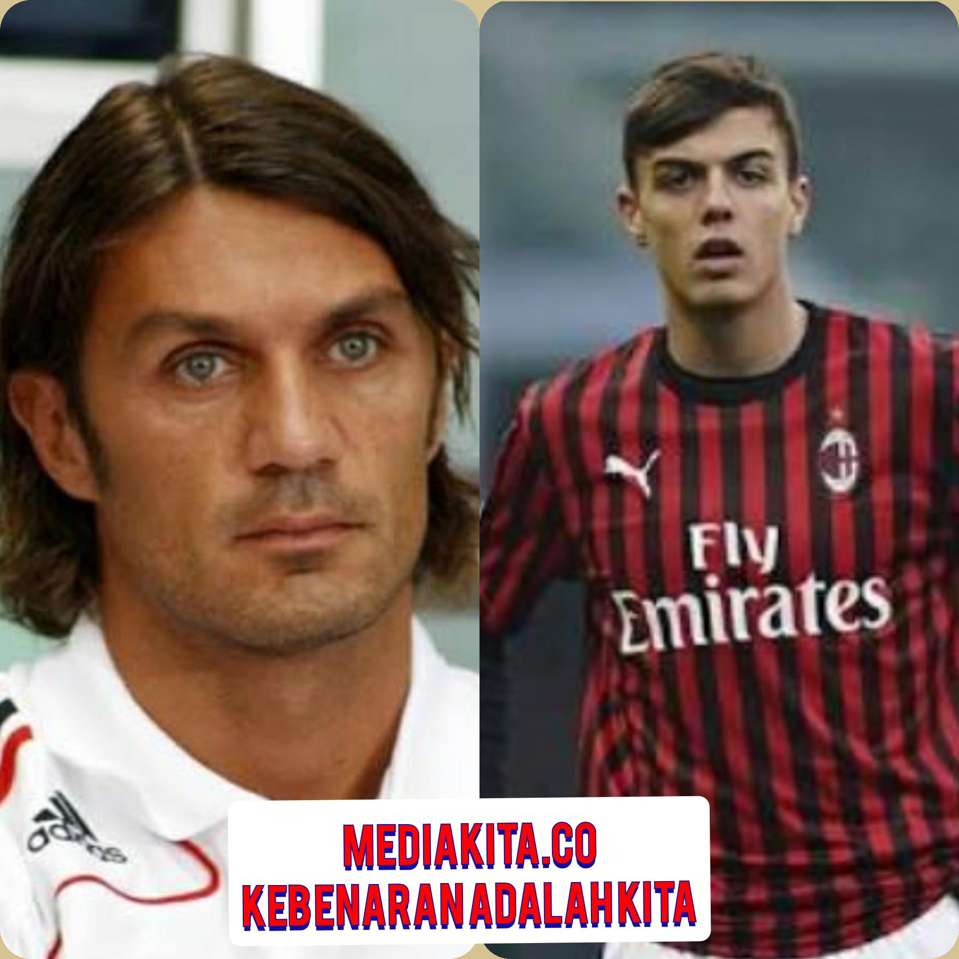 Mantan Pemain Sepak Bola AC Milan, Paolo Maldini dan Daniel Maldini Posotif Terjangkit Virus Corona