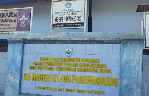 Sekolah Libur, Ini Suasana Beberapa Sekolah di Wilayah Pemalang