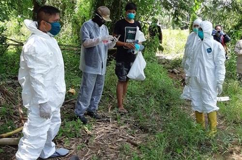 Ketulusan Itu Berkah : Polisi Ini Makamkan Jenazah Covid-19 yang Terlantar, Kapolri Telpon Anugrahi Ini