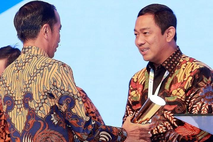 Hendrar Prihadi Kembali Membawa Kota Semarang Raih Kota Terbaik Indonesia 2020