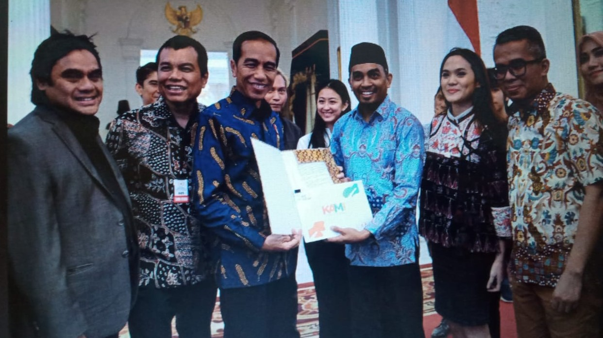 Presiden Jokowi: Glenn Fredly Telah Berpulang Tetapi Karyanya Tetap Abadi