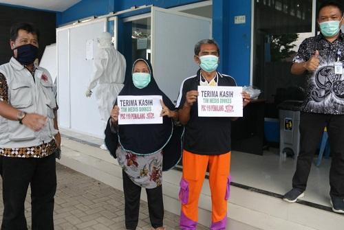 Update Corona Pemalang : Dua Pasien Positif Virus Corona (Covid-19) Pemalang Sembuh dan Hari Ini Dipulangkan