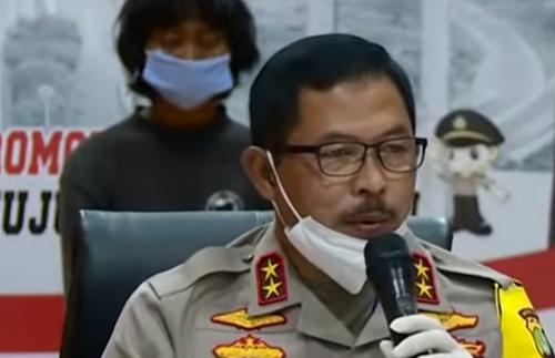 Polisi Tangkap Kelompok Yang Rencanakan Penjarahan di Sejumlah Kota di Pulau Jawa pada 18 April