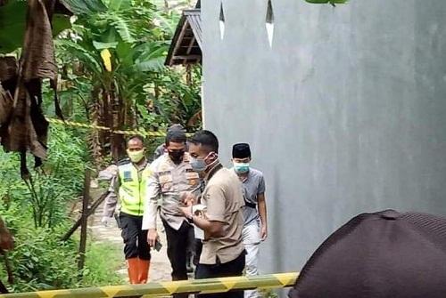 Terungkap : Pelaku Pembunuhan Wanita di Majalangu Ternyata Menantu Korban