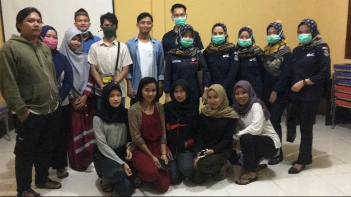 Safari Ramadhan di masa Pandemi, PMI Kabupaten Tangerang bersama Aliansi Pemuda Desa Bunar adakan kegiatan Donor darah