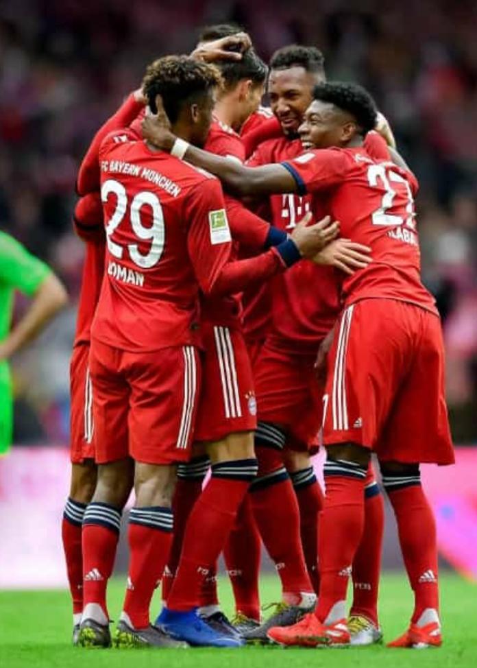 Jadwal Pertandingan Pekan Ini, Bayern Munich Tantang Tim Fortuna Dusseldorf