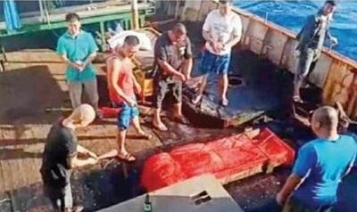 Ingat Jenazah ABK WNI Dilarung ke Laut ? Polisi Temukan Bukti Perdagangan Orang