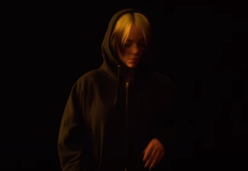Trending Youtube, Film Billie Eilish Bicara Tanggung Jawab Penghakiman ?