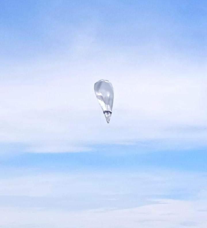 Heboh :Banyak Balon Udara di Langit Pemalang hingga Pekalongan