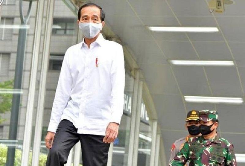 Blusukan ke Mall, Presiden Jokowi Segera Terapkan New Normal ?
